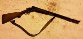 У Луцьку нетверезий чоловік стріляв із мисливської рушниці на вулиці