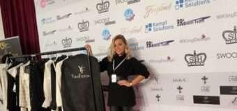 Вілома волинська дизайнерка презентувала колекцію вбрання в Німеччині