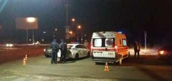ДТП у Луцьку: авто збило дівчину на пішохідному переході