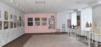 Капітально відремонтували виставковий зал луцької художньої школи