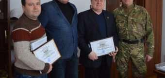 Подяки від громадської ради МВС отримали волинські благодійники