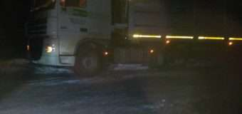 За добу на Волині 7 автомобілів не змогли самостійно вибратися зі снігових заметів