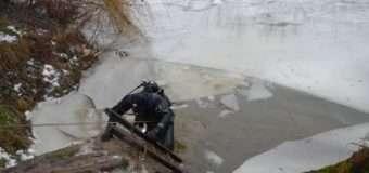 Знайшли тіло хлопчика, який 27 січня провалився під лід на річці Стир