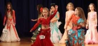 У Луцьку стартували всеукраїнські змагання зі східних танців