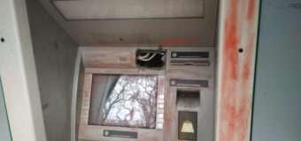 На волині невідомі хотіли пограбувати банкомат