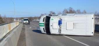 Поліція повідомила подробиці  аварії, в яку потрапив інкасаторський автомобіль