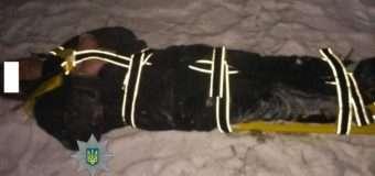 У Луцьку в покинутій будівлі провалився чоловік і впав на бетонну підлогу