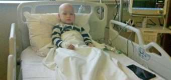 3-річний Ромчик з Нововолинська бореться з четвертою стадією раку: сім'я потребує коштів на лікування