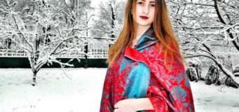 Юна володимирчанка бере участь в онлайн кастингу «ТОП-modeль по-українськи»