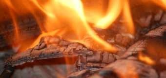 У селі на Волині через несправність пічного опалення загорівся дерев'яний будинок