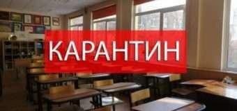 У школах Нововолинська та Благодатного від завтра карантин
