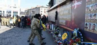 У Луцьку вшанували пам'ять Героїв Небесної Сотні