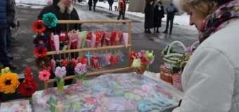 На волонтерському ярмарку у Володимирі-Волинському збирали гроші для дітей учасників АТО