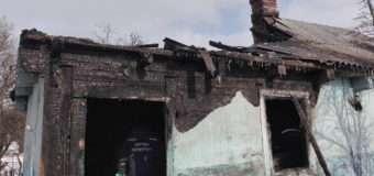 На Волині зловмисник убив 80-річну жінку і, щоб приховати злочин, підпалив будинок