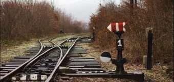На Волині вкрали 31 рейку із залізничної вузькоколійки