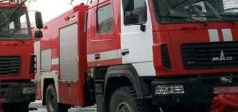 Волинські пожежники отримали 4 нові автоцистерни