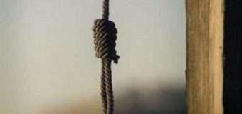На Волині чоловік вчинив самогубство
