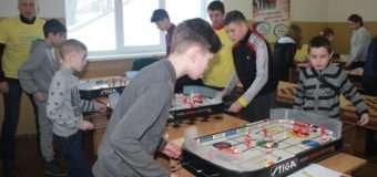 У Луцьку відбувся турнір з настільного хокею