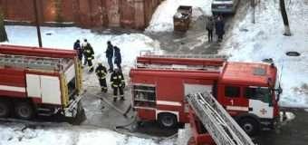 50 пожежних за допомогою 11 одиниць спецтехніки ліквідовували пожежу в лікарні у Дніпрі