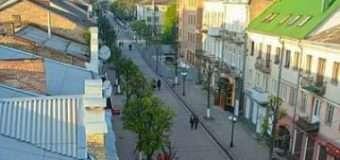 На центральній пішохідній вулиці Луцька буде встановлений літній торговий майданчик