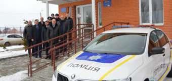 У Луцькому районі запрацювала перша поліцейська станція