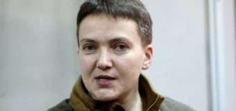 Луценко стверджує, що Савченко планувала теракт у Верховній Раді