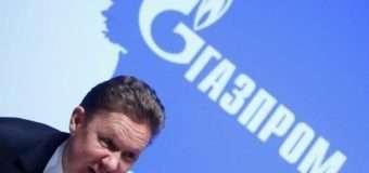 Російський концерн Газпром починає розривати всі контракти з Україною