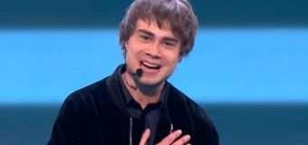 Олександр Рибак знову візьме участь у Євробаченні