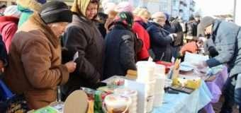 На ярмарку у Володимирі-Волинському продавали продукцію за нижчими, ніж на ринку, цінами