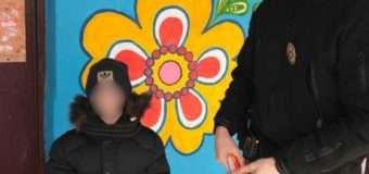 Патрульні подарували луцьким дітлахам світловідбиваючі браслети