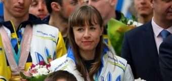 Волинська спортсменка-паралімпійка поділилася своїми емоціями від перемоги. Фото