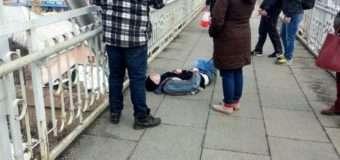У Луцьку чоловік хотів накласти на себе руки, стрибнувши з мосту