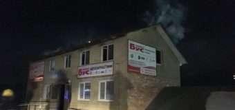 У Луцьку в приміщенні магазину виникла пожежа