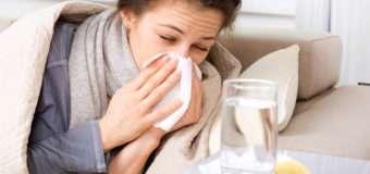 Пік активності епідемії грипу на Волині прогнозують навесні