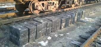 На Волині у трьох вагонах із рудою прикордонники знайшли 34 ящики контрабандних цигарок