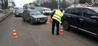 ДТП за участю трьох автомобілей сталася у Луцьку