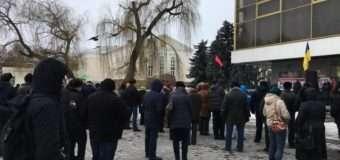 У Луцьку відбулася акція за імпічмент Президента