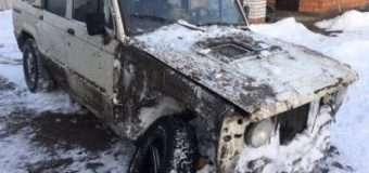Погоня зі стріляниною на Волині: водій позашляховика, втікаючи, хотів протаранити авто правоохоронців