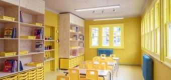 Нова українська школа: у Маневицькому районі першокласники будуть навчатися за новим стандартом