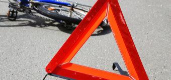 У Луцьку автомобіль збив 8-річного велосипедиста
