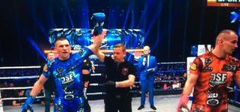 Ковельчанин переміг у турнірі з профі-кікбоксингу в Польщі
