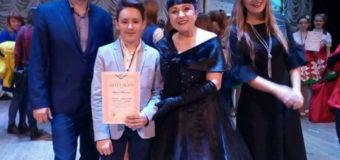 Юний волинянин переміг на всеукраїнському фестивалі