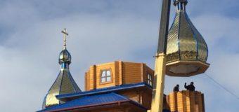 Герасимов розповів, що завершується будівництво церкви у Волновасі, до чого долучилися й волиняни