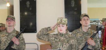 На Волині відкрили меморіальні дошки загиблим в АТО Героям