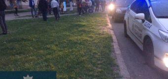 У Луцькупатрульні затримали п'яного водія, чкий ледь не збив жінок з дітьми на пішохідному переході. ВІДЕО