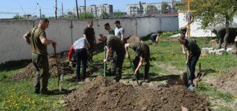 У Луцьку на території військової частини1141 розпочали будувати храм
