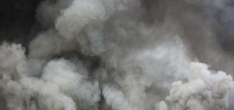 Рятувальники із задимленого приміщення у Луцьку евакуювали жінку з дитиною
