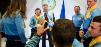Президент нагородив волинську паралімпійкуЮлію Батенкову-Бауман орденом «За заслуги» ІІІ ступеня. Фото