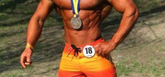 Бодібілдер із Луцька поїде на Чемпіонат Європи в Іспанію