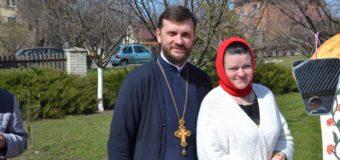Дружина священика заснувала у Луцьку громадську організацію «Вірю, надіюся і люблю»